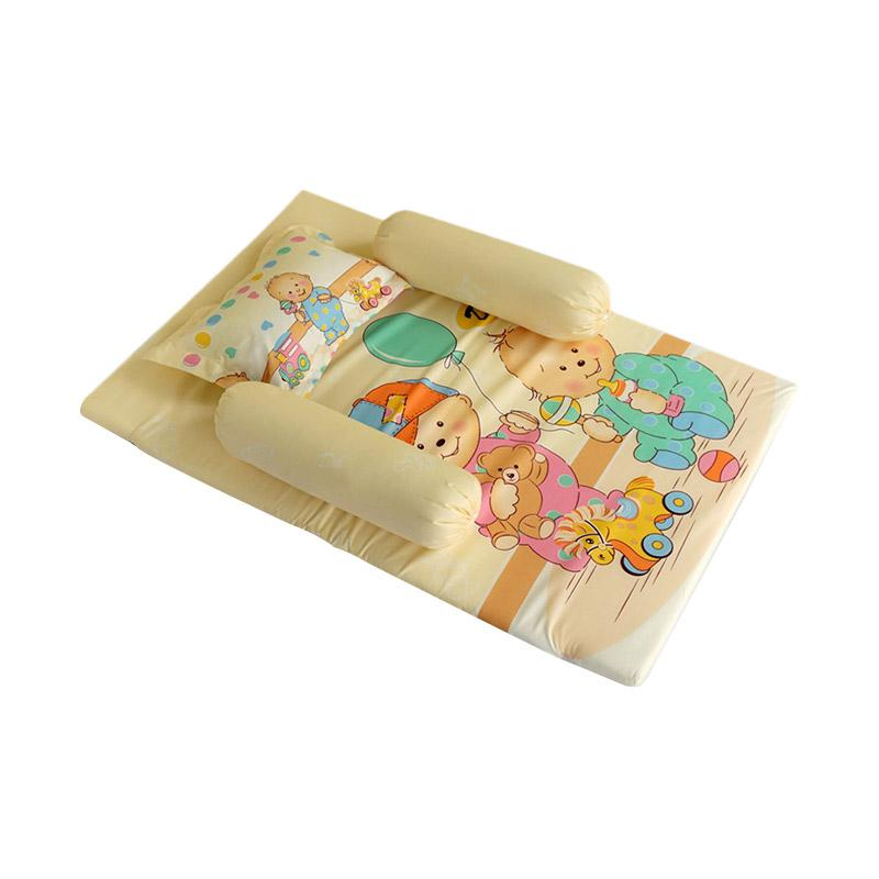 Del Collection KBD059 Kasur Bayi Matras Baby - Cream