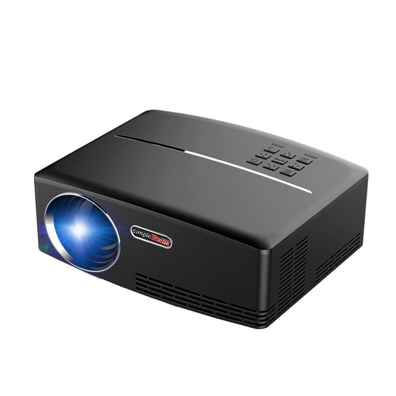 harga G-HOLIC GP80 Mini Projector LED [1800 Lumens/ Full HD Quality] Blibli.com