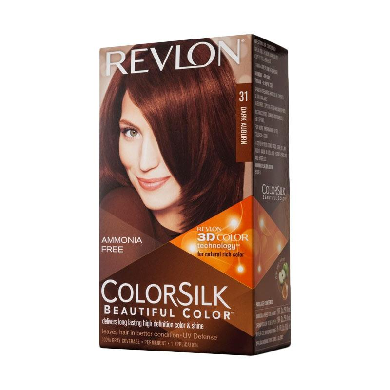 Dark Rose Gold Hair Color