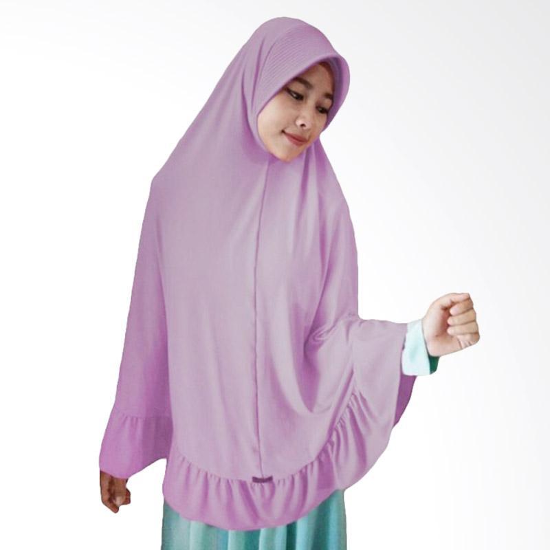 Milyarda Hijab Instant Bergo Pet Ihrom - Lavender