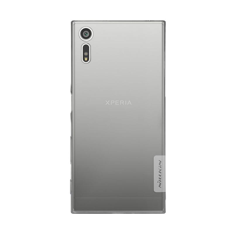 Nillkin Nature Casing for Sony Xperia XZ - Clear [0.6 mm]