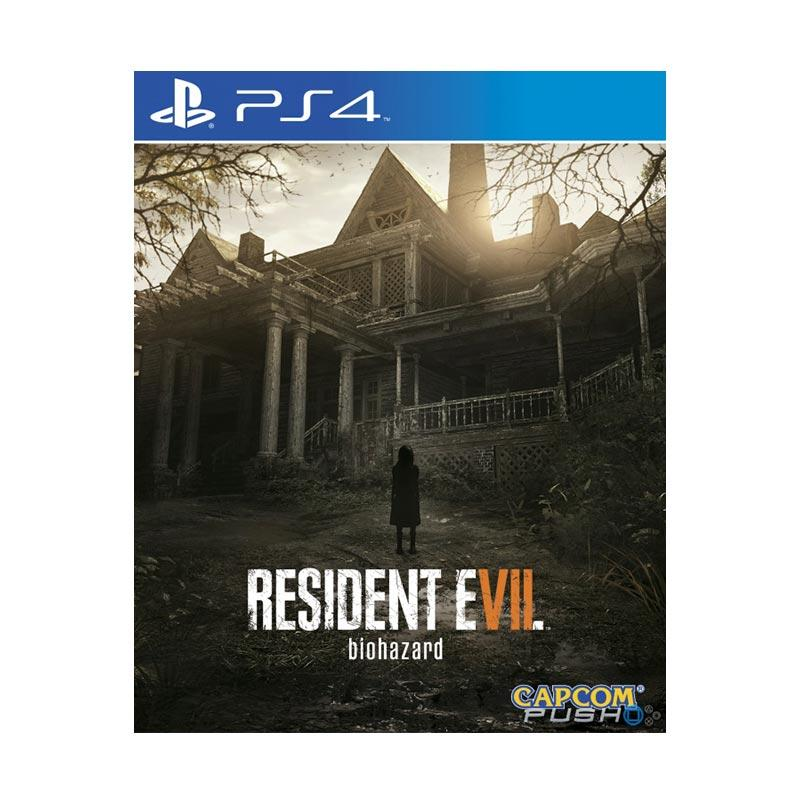 Sony Playstation 4 Resident Evil 7 Biohazard DVD Game