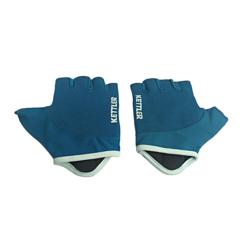 Kettler BL/WHT 0987-000 Multi Purpose Training Gloves