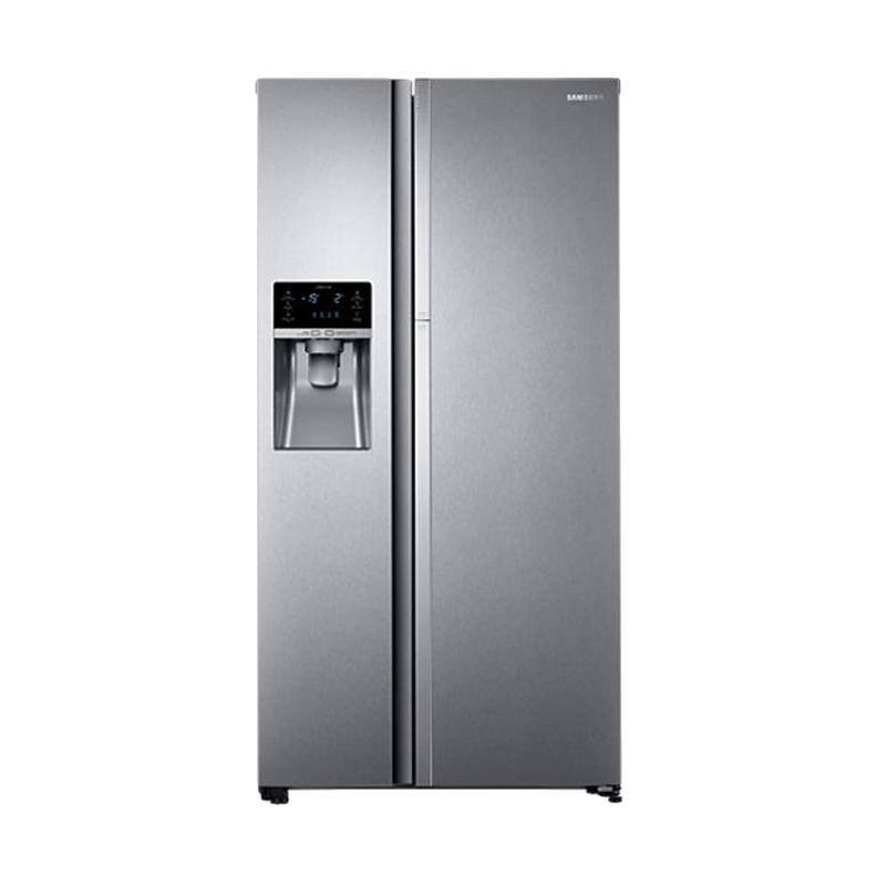 Samsung RH58K6467SL Kulkas - Silver [575 L/ Side by Side]