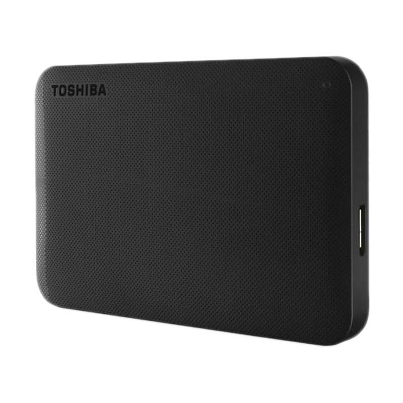 Toshiba Canvio Ready Hard Disk Eksternal - Hitam [2 TB/ USB 3.0]