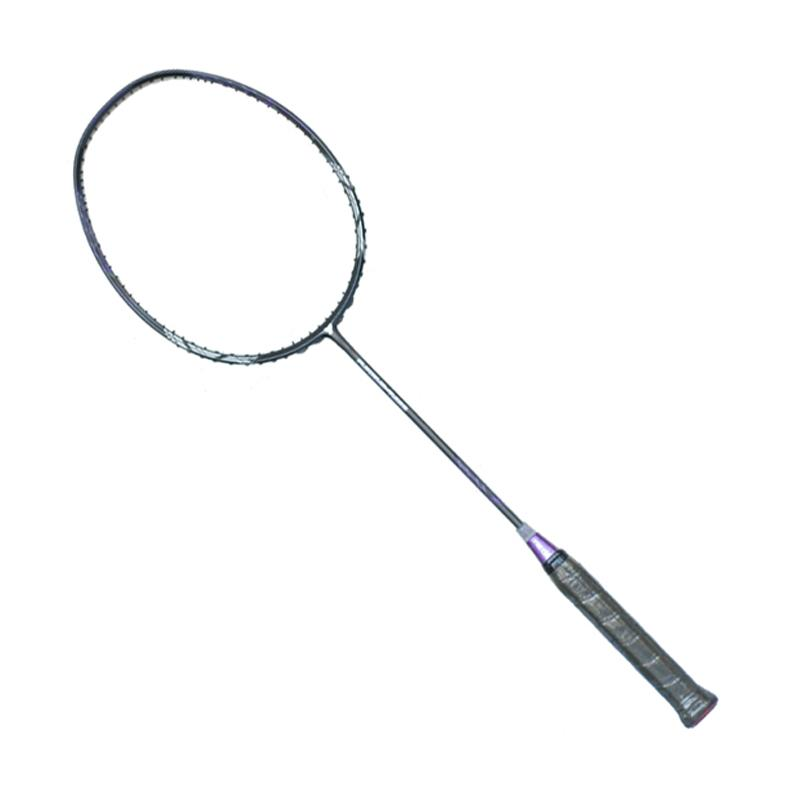 Yang Yang Furious R990 Raket Badminton - Black Purple