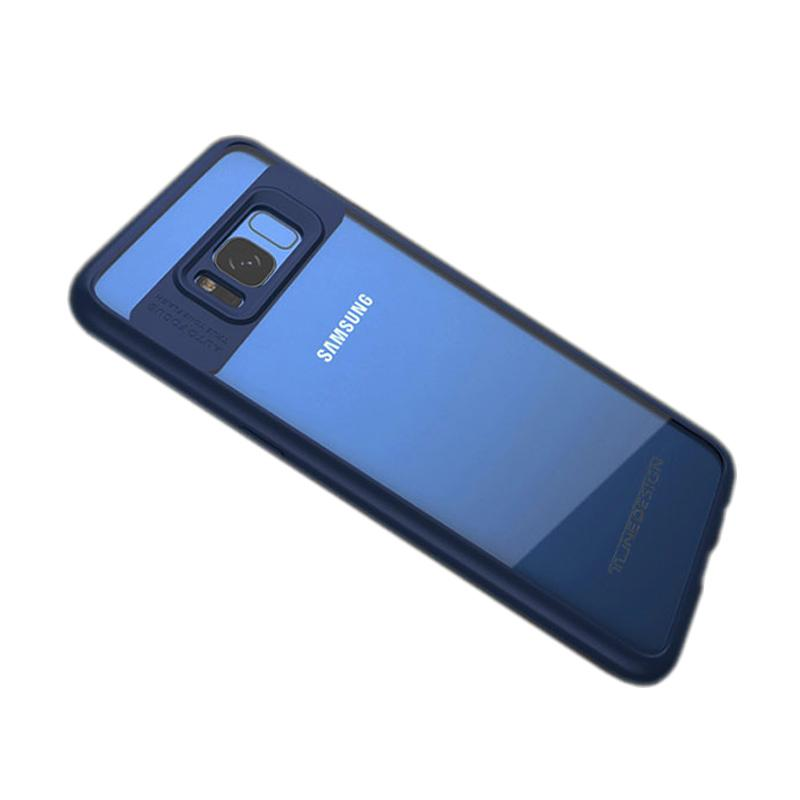 Tunedesign Sky Eye Casing for Samsung Galaxy S8 - Navy