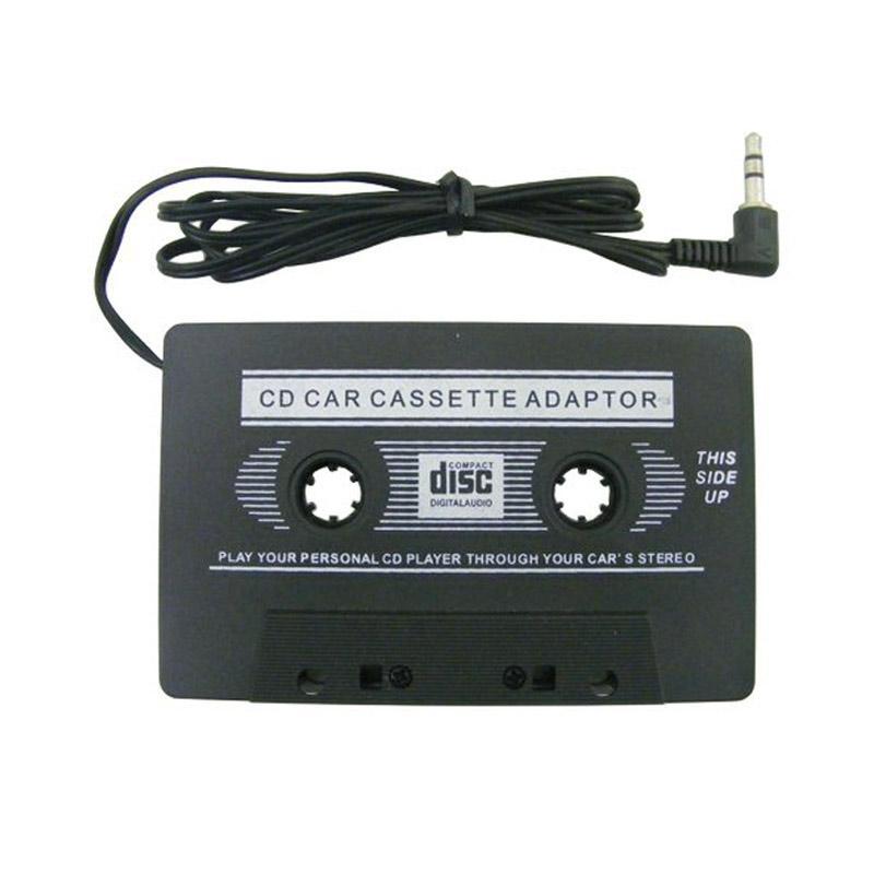 harga SP Cassette Adapter Car kit MP3 for Car Mobil Audio Blibli.com