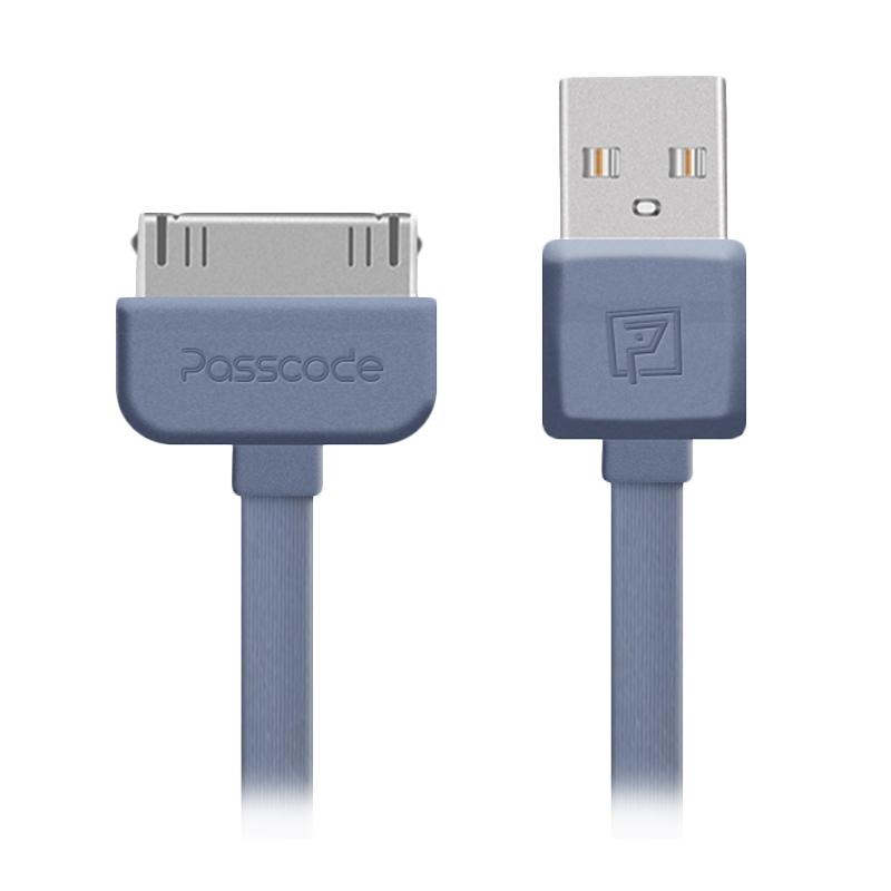 Passcode Athena Lightning 30pin Cable - Grey [Fast Charging]