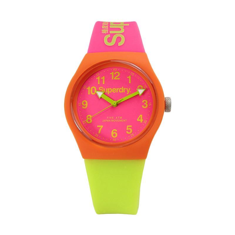 Superdry SYG164MP Jam Tangan Wanita - Multicolor