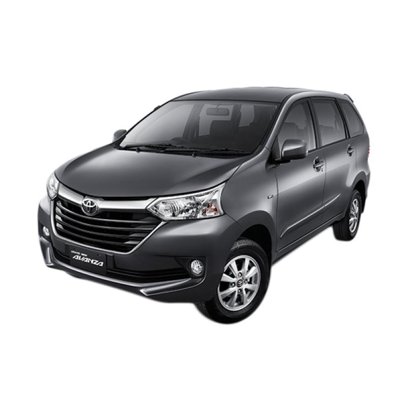 Toyota Grand New Avanza 1.3 Veloz Mobil - Grey Metallic