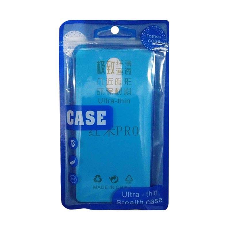 Ultrathin Silicone Casing for Xiaomi Redmi Pro - Blue Tosca