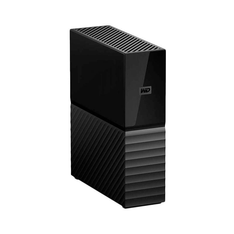 harga WD My Book New Design Hard Disk Eksternal - Hitam [4 TB/USB 3.0/3.5 Inch] Blibli.com