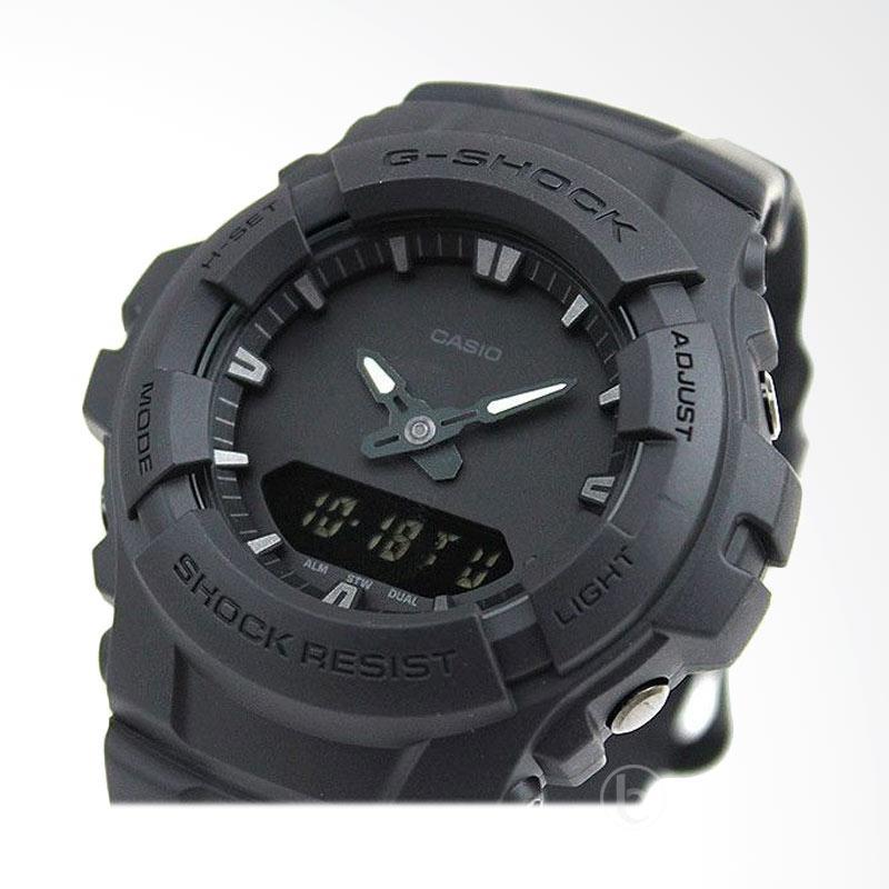 Jual CASIO G-Shock G-100BB-1A Jam Tangan Pria Online - Harga & Kualitas Terjamin | Blibli.com