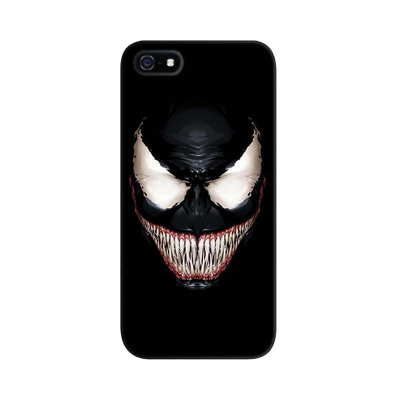 Indocustomcase Venom Custom Hardcase Casing for iPhone 5/5S/SE