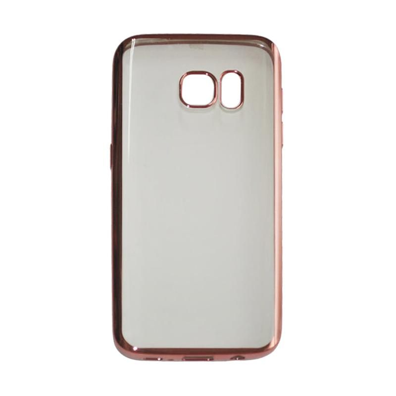 LIKGUS Tough Shield for Samsung Galaxy S7 - Rose Gold