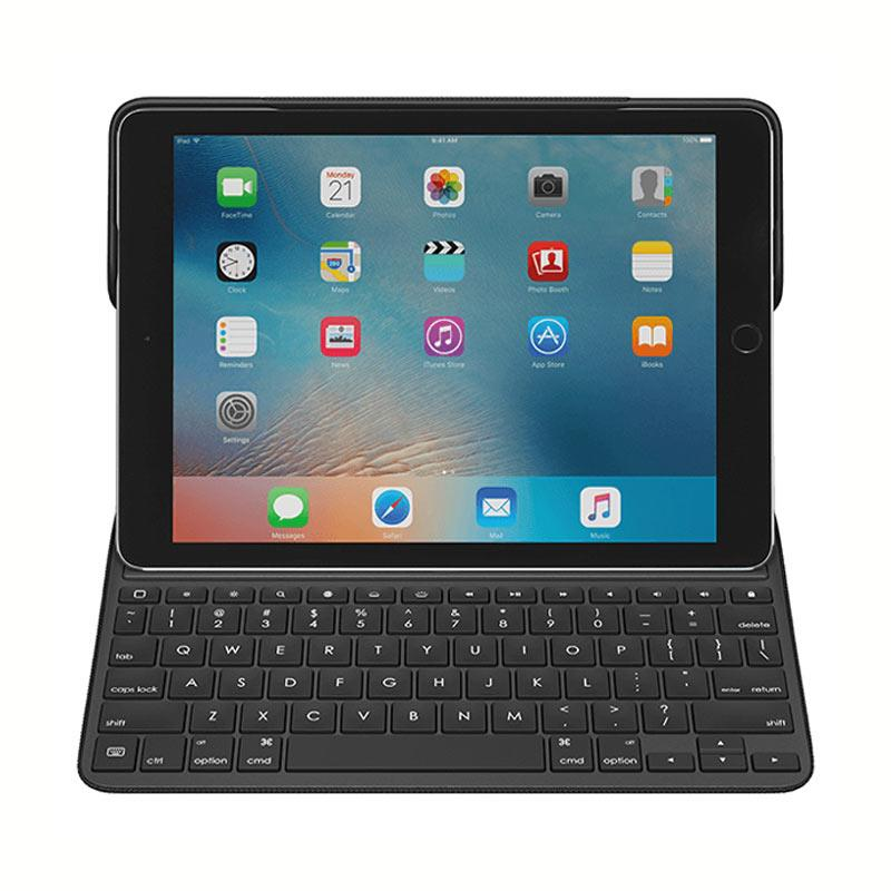 Logitech Create Backlit Keyboard Casing for iPad Pro 9.7 Inch