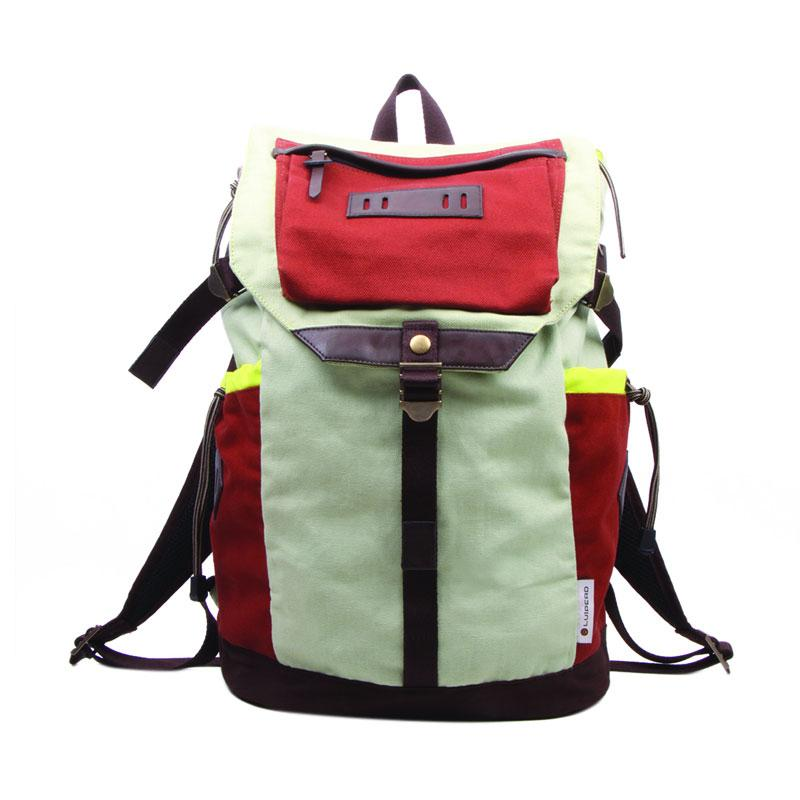 Luiperd Outdoor BBP-60 Backpack Tas Unisex - Tri Color