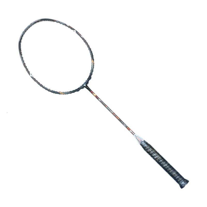 Yang Yang Fearless FX 980 Raket Badminton - Black Silver
