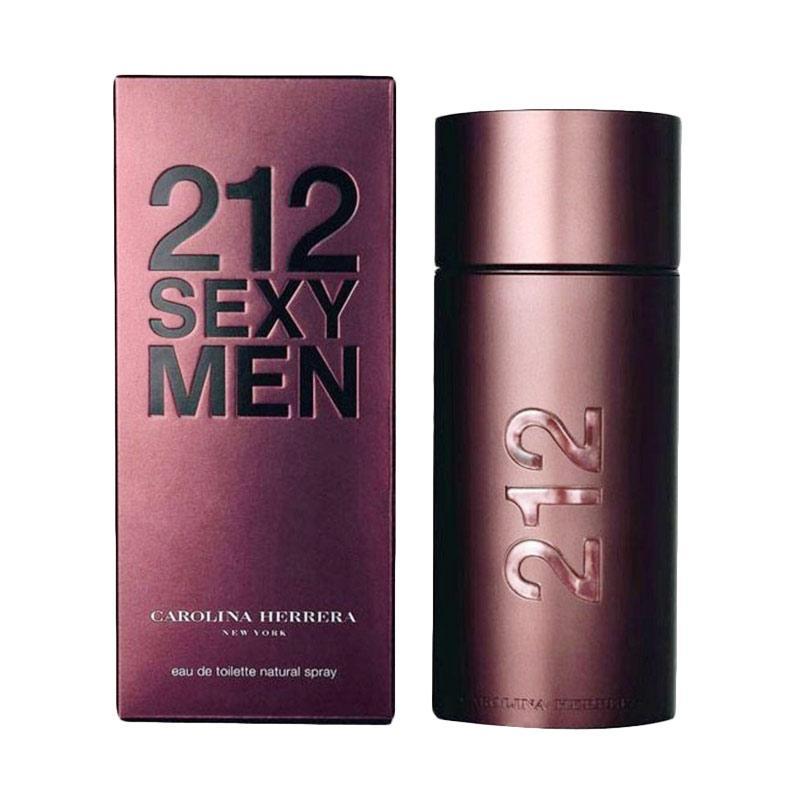 Carolina Herrera 212 Sexy for Men EDT Parfum [100 mL]