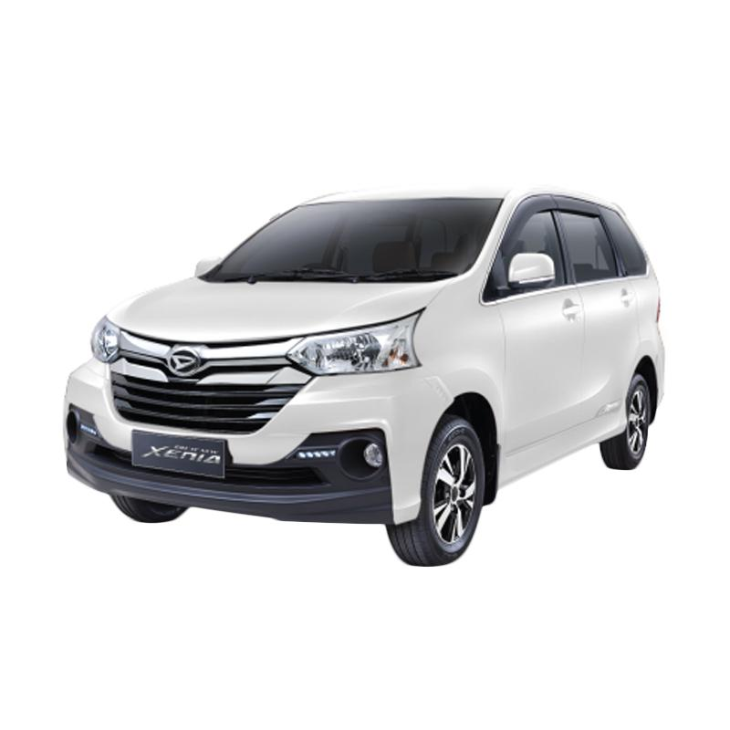 Daihatsu Great New Xenia R 1.3 Sporty Mobil - Icy White