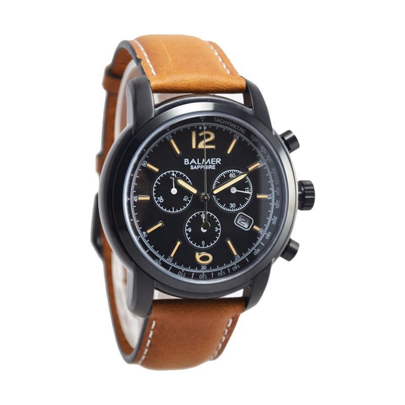 Balmer D46H735BL7910MCKTM Sapphire Chronograph Jam Tangan Pria