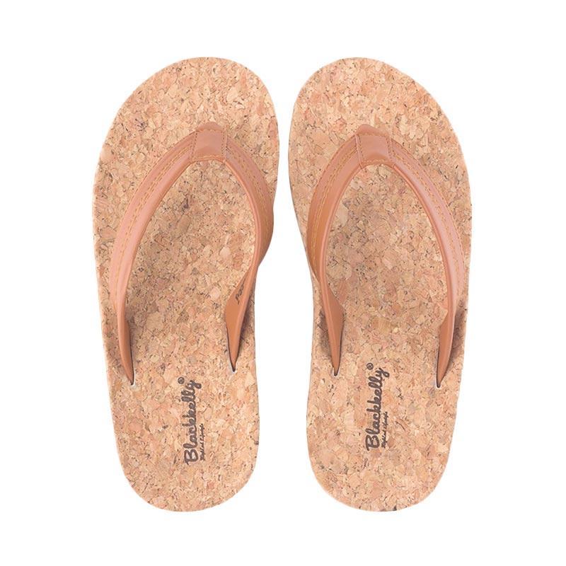 Blackkelly Folsenine LZA 847 Sandal Casual Pria - Coklat