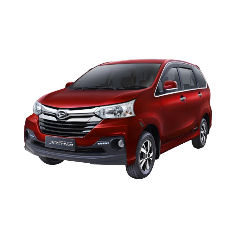 Daihatsu Great New Xenia R 1.3 STD Mobil - Dark Red Metallic