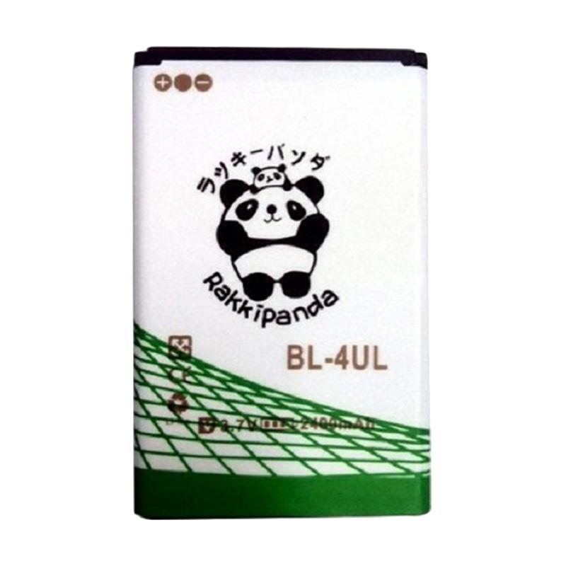 RAKKIPANDA BL-4L Baterai for Nokia [Double Power/Double IC]