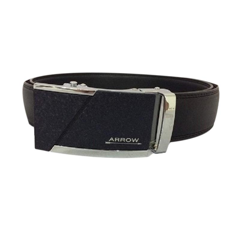 Arrow Leather Belt Ikat Pinggang Pria BP-AR2124SRA21-ZD5-591 - Black