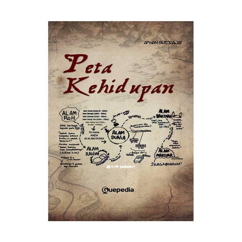 Guepedia Peta kehidupan by Afwan Sutdrajat Buku Fiksi