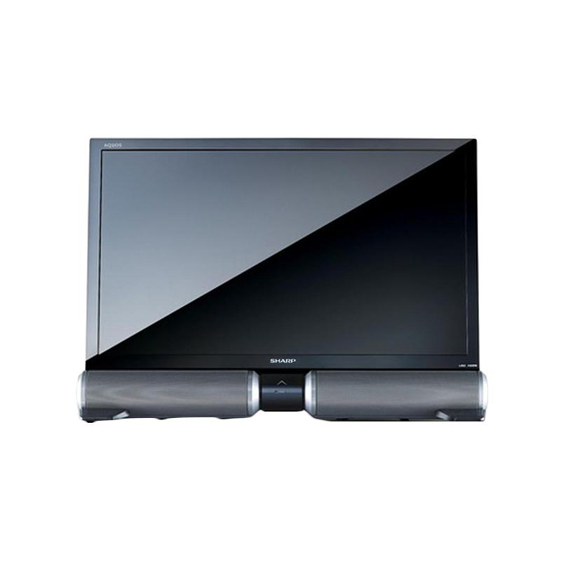 Sharp IOTO LC32DX888IY Led TV ��� Hitam [32 Inch/ Khusus Jadetabek]