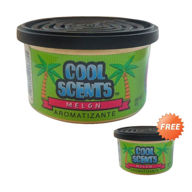 Buy 1 Get 1 California Cool Scents Melon Parfum Mobil