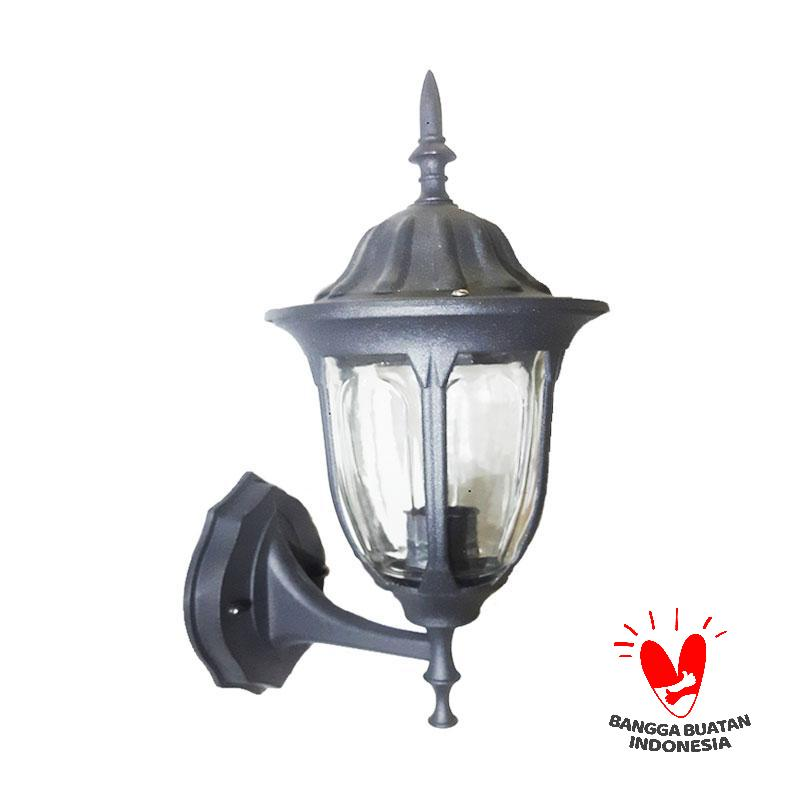 Jual Best Lighting D25 Bk Lampu Taman Dinding Hitam Online April 2021 Blibli