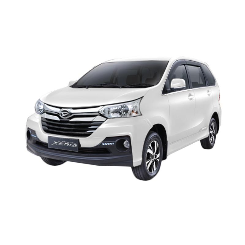 Daihatsu Great New Xenia M M-T 1.0 Deluxe Mobil - Icy White