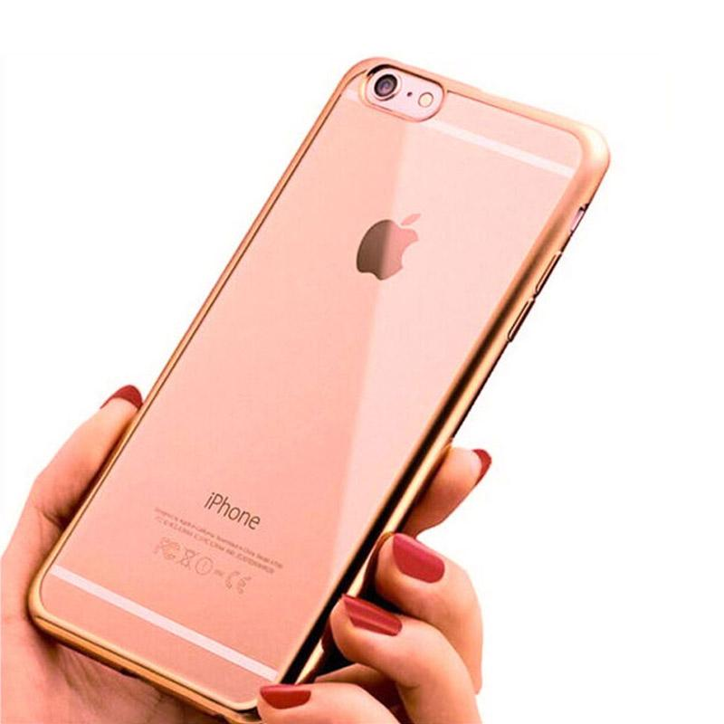 Likgus Tough Shield Casing for iPhone 6 or 6S - Rose Gold