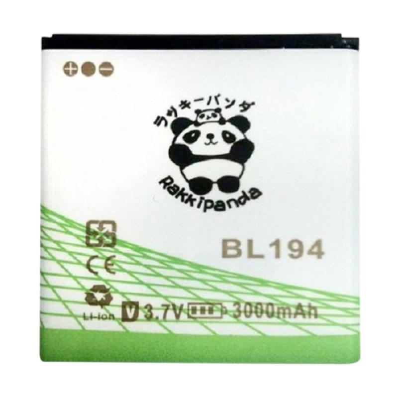 RAKKIPANDA Double Power & IC Battery for Lenovo A690 BL-194