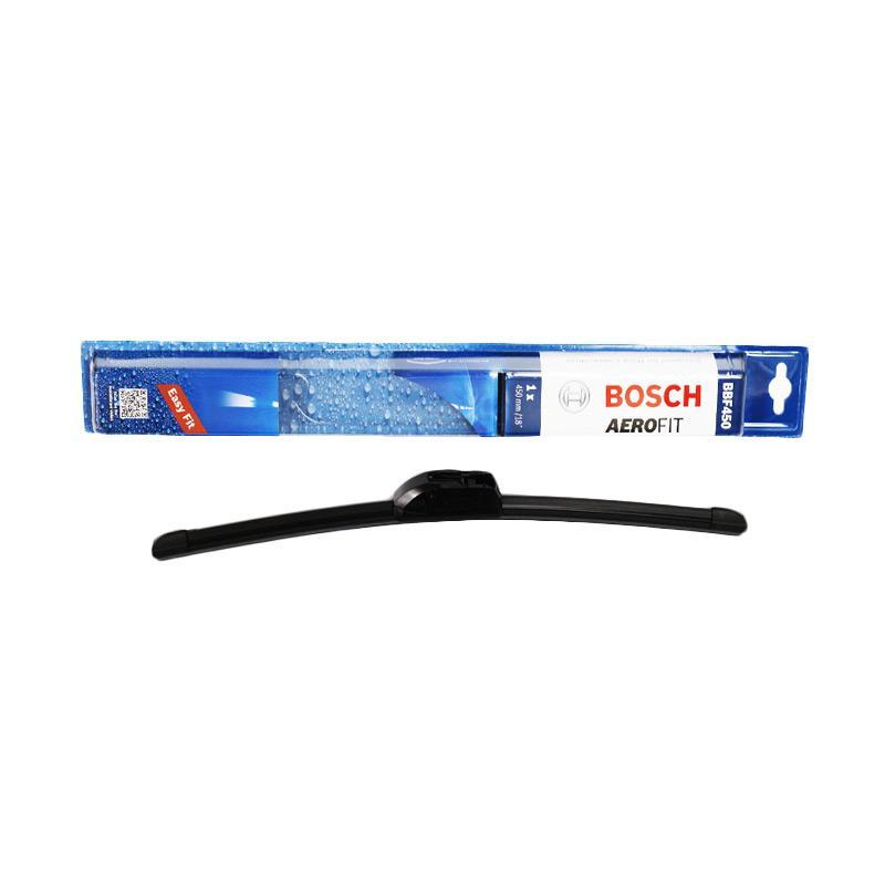 harga Bosch Aerofit Blade Set Wiper Mobil for Hyundai Getz [R : 22 / L : 14] Blibli.com