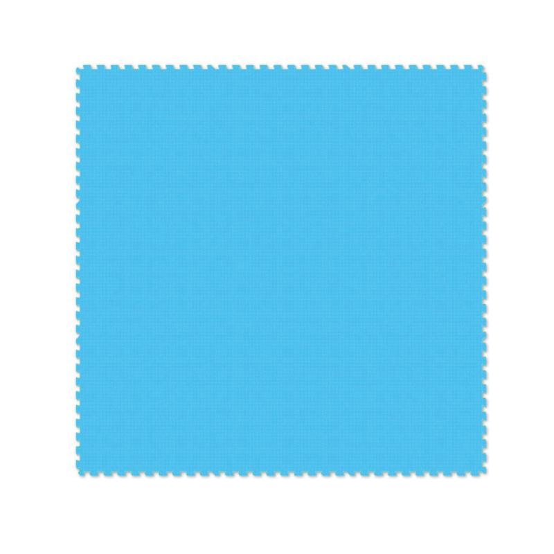 Evamats Puzzle Polos Alas Lantai - Light Blue [4 Pcs/60 x 60]