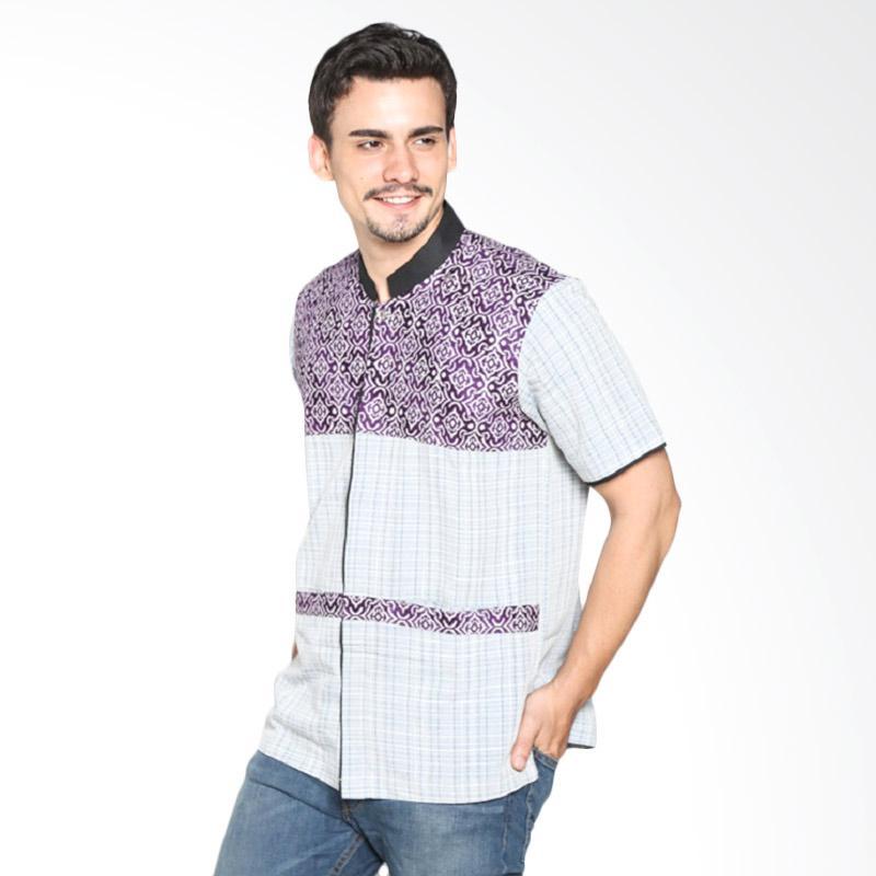 Harga Baju dalam pria motif bintang bali ungu 02346 - PriceNia.com 002aefbe43