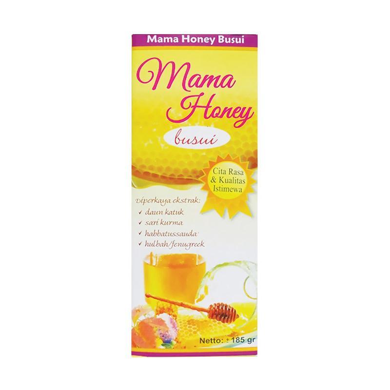 Mama Honey Busui Nutrisi Ibu Menyusui [185 g]