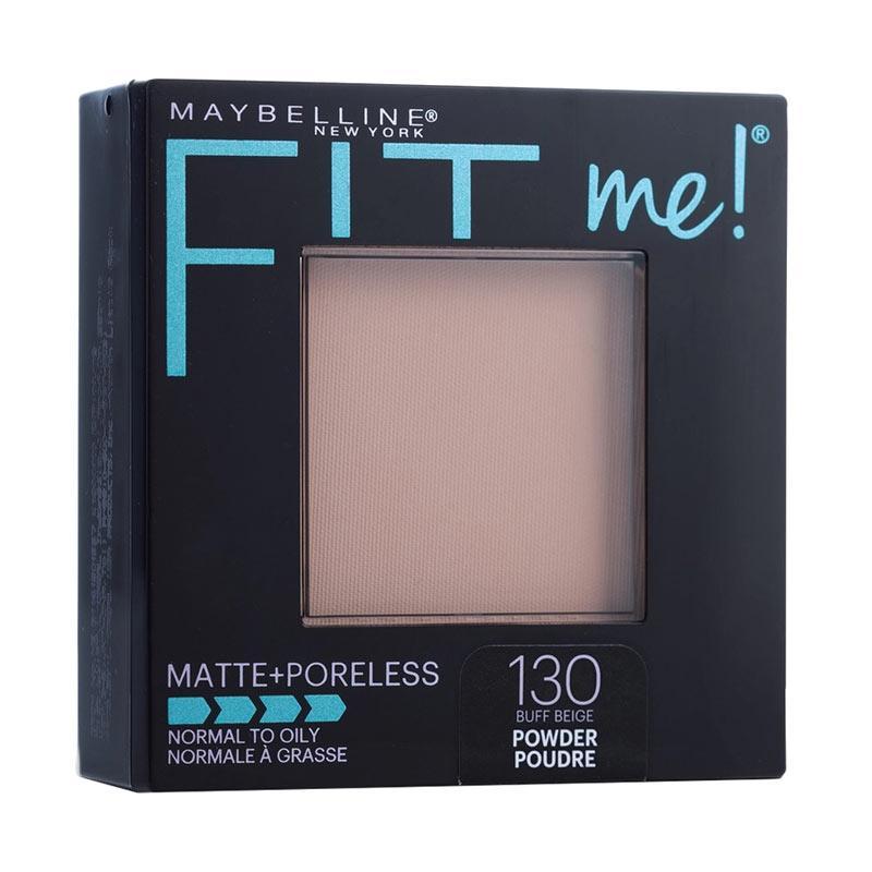 Maybelline FIT ME! Matte + Poreless Powder - 130 Buff Beige