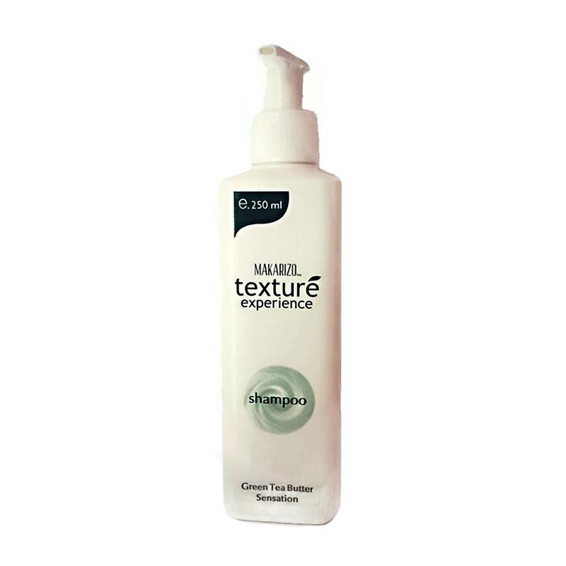 Makarizo Texture Experience Green Tea Shampoo [250 mL]  Shampoo
