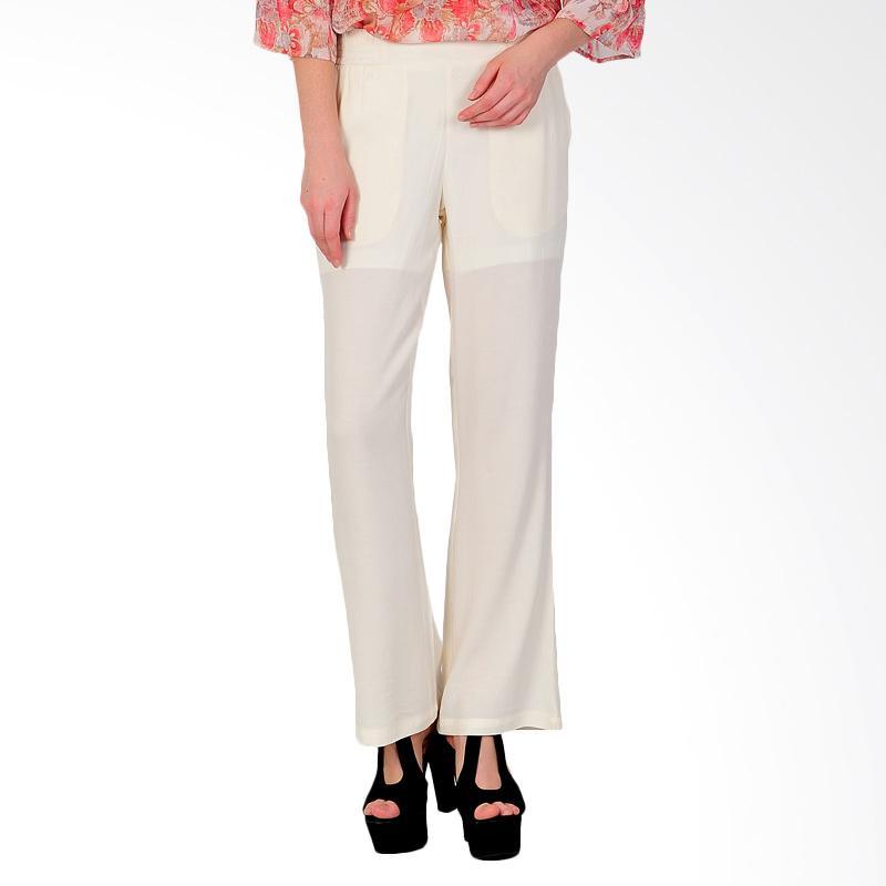 SJO & SIMPAPLY Wide Leg Natural Women's Pants
