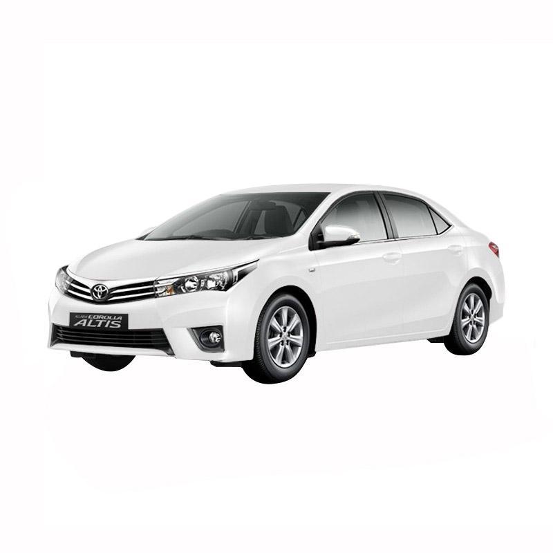 harga Toyota All New Corolla Altis 1.8 G M/T Mobil - White Pearl Blibli.com