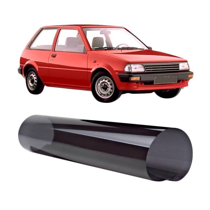 3M Auto Film Paket Eco Black Kaca Film Mobil for Toyota Starlet