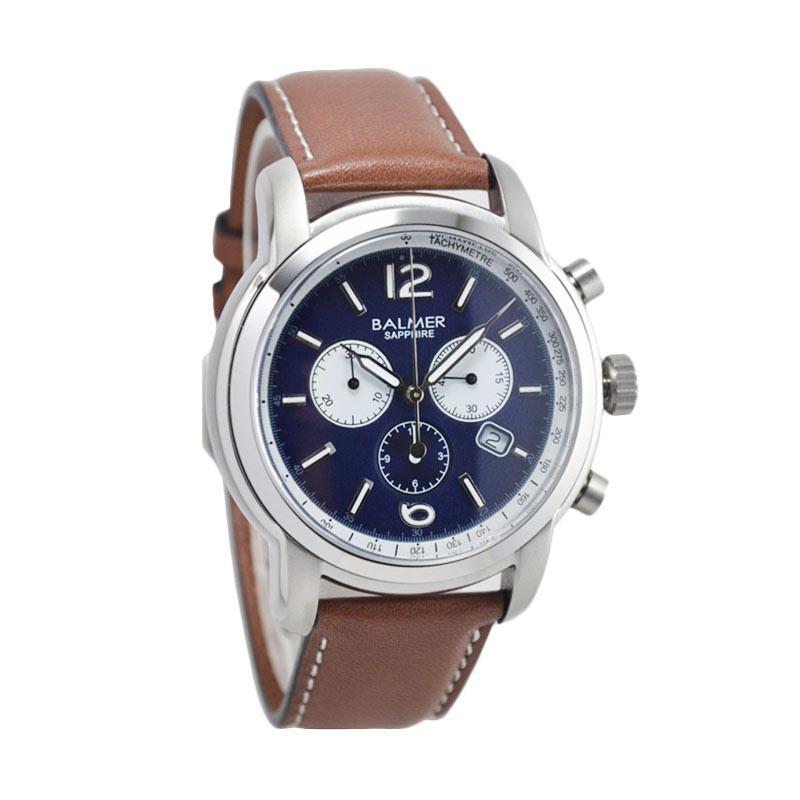 Balmer Sapphire D46H735BL7910MCKTS Chronograph Jam Tangan Pria