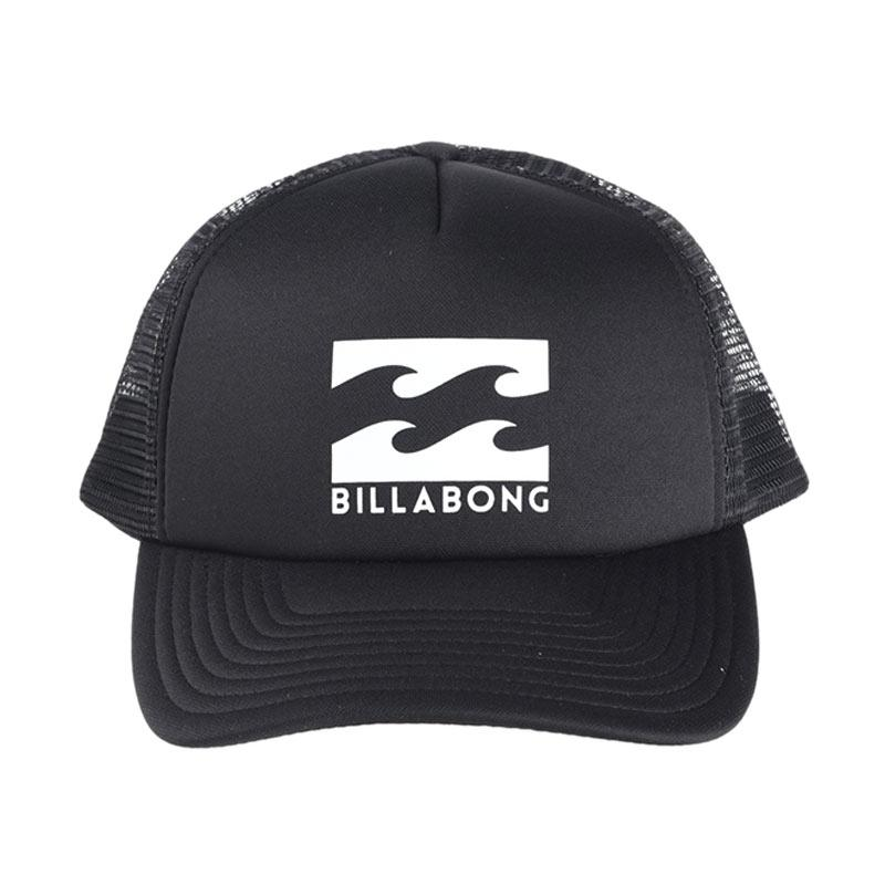 Billabong Podium Trucker Mahtgpod Bwhall - Black White