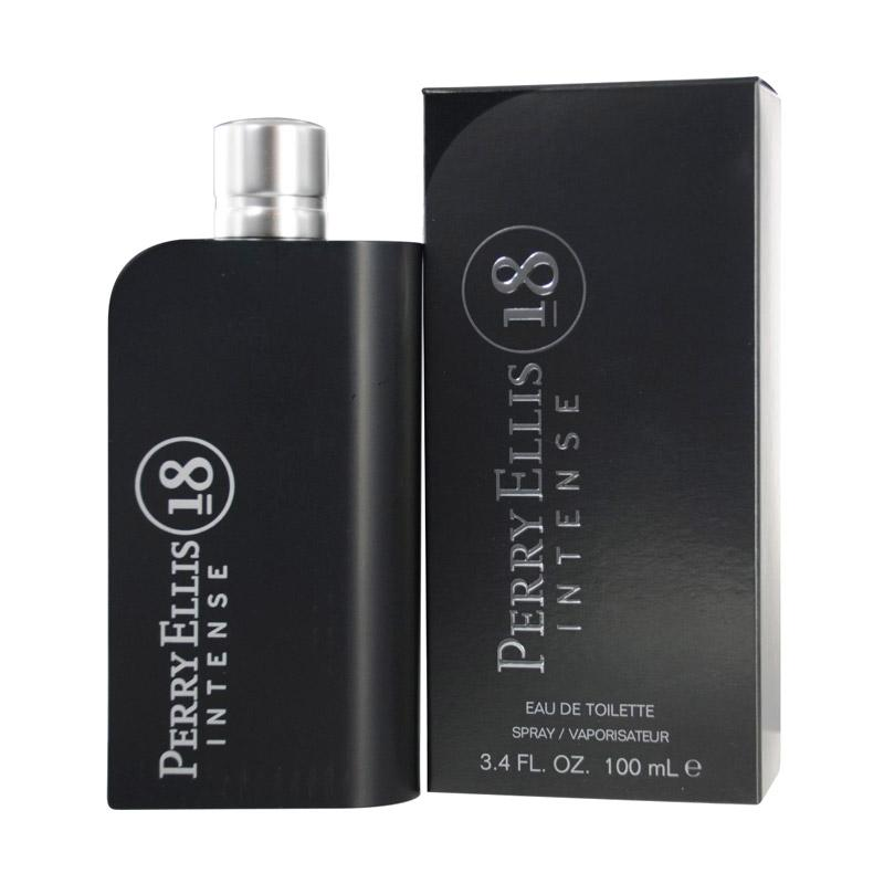 Perry Ellis 18 Intense EDT Parfum Pria [100 mL]
