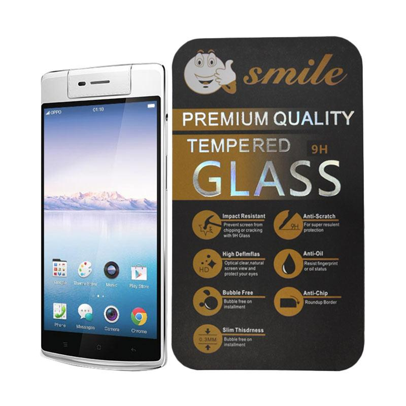 Smile Tempered Glass Screen Protector for for Oppo N3